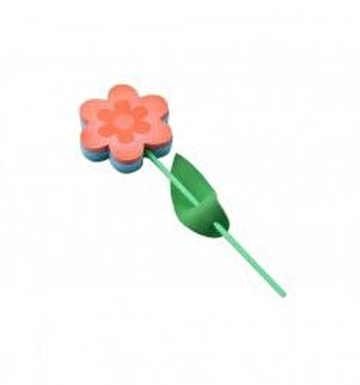 Flowering Notes Daisy red/blue/*** imagine elefant.ro 2021-2022