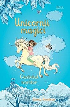 Unicornii magici. Castelul norilor/Usborne Books imagine
