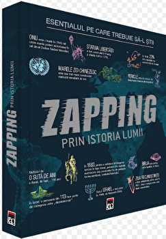 Zapping prin istoria lumii/Larousse poza cate