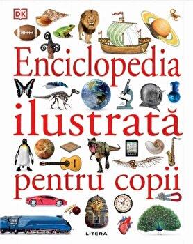 Enciclopedia ilustrata pentru copii/DK