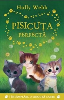 Pisicuta perfecta/Holly Webb