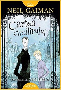 Cartea cimitirului/Neil Gaiman