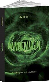 Pandemicon. Povestiri pentru sfarsitul lumii/Alexandru Arion imagine elefant 2021