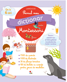 Primul meu dictionar montessori-*** imagine