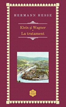 Klein si Wagner. La tratament/Hermann Hesse poza cate