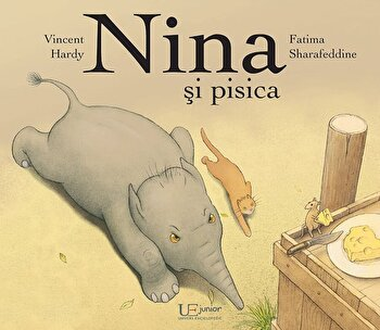 Nina si pisica/Vincent Hardy, Fatima Sharafeddine imagine