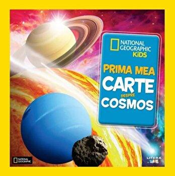 Prima mea carte despre cosmos/Catherine D. Hughes