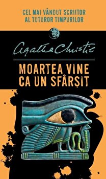Moartea vine ca un sfarsit/Agatha Christie imagine