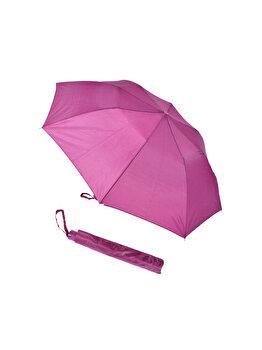 Umbrela femei, de poseta/geanta, usoara, pliabila, cadru metalic, d 85 cm, Woolworths, mov imagine