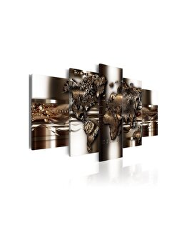 Tablou, Artgeist, Non nova, sed nove, 200 x 100 cm, Maro