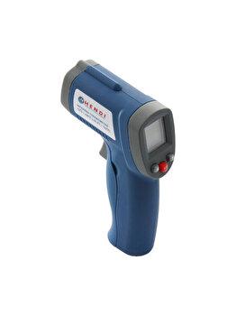 Termometru cu infrarosu, Hendi, 3.7 x 7 x 15 cm, 271148, ABS, Albastru