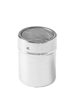 Dispenser zahar pudra, Hendi, 5.5 x 7.5 cm, 631300, otel inoxidabil, Gri