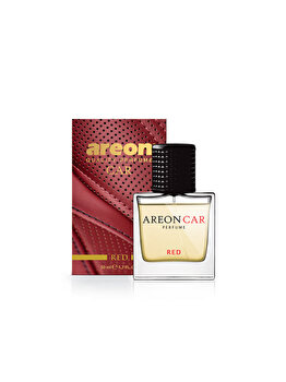 Odorizant auto lichid Areon, parfum 50 ml, New design Red imagine