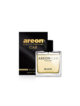 Odorizant auto lichid Areon, parfum 100 ml, Black imagine