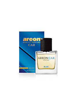 Odorizant auto lichid Areon, parfum 50 ml, New design Blue imagine