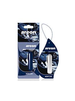 Odorizant auto lichid Areon, 5 ml, New car poza