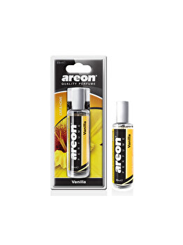 Odorizant auto lichid Areon, parfum 35 ml, Vanilie imagine