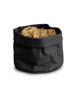Cos paine, Hendi, 17 x 17 x 15 cm, 429211, hartie, Negru
