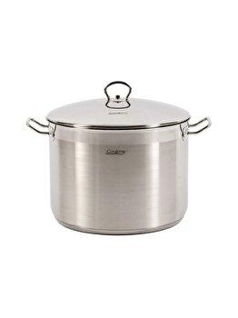 Oala inox + capac Cooking by HEINNER, 28x21 CM, 12.9 L, Imperia imagine 2021