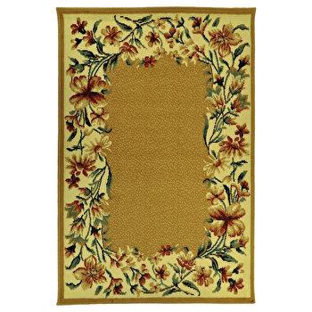 Covor Decorino Floral C97-030212, 160 x 235 cm, polipropilena, Multicolor