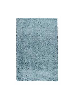 Covor Unicolor Amaia, Albastru, 67x120 cm, C116-032602 imagine
