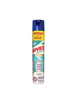 Spray pentru multisuprafete Rivex, floral, 400 ml elefant