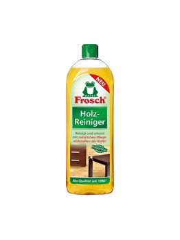 Detergent pentru suprafete lemn, Frosch, 0.75L imagine