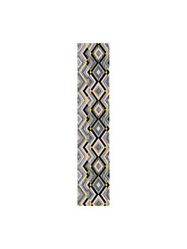 Traversa Decorino Modern & Geometric CT119-131217, 67 x 600 cm, poliester, Multicolor