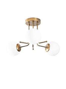 Candelabru Sheen Daisy - 146-AV3, corp auriu imagine