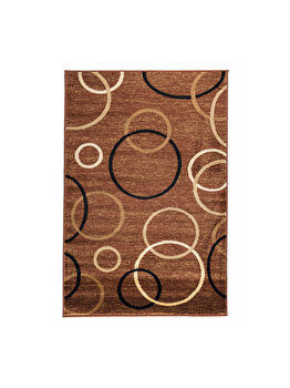 Covor Modern & Geometric Ripley, Maro, 100x150 cm, C23-032416