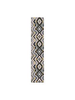 Traversa Decorino Modern & Geometric CT231-131217, 67 x 300 cm, poliester, Multicolor