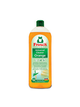 Detergent lichid pentru universal, Frosch, aroma orange, 0.75L imagine