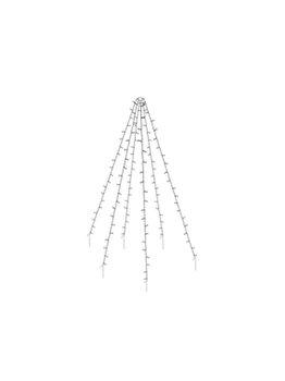 Instalatie Koopman Int., 360 LED-uri, 800 cm, plastic, Alb
