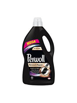 Detergent lichid Perwoll Renew Advanced Black,60 spalari, 3.6 l imagine