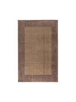 Covor Modern & Geometric Hugh, Decorino, C97-032807, 160 x 235 cm, polipropilena, Maro