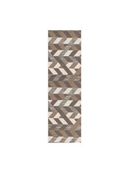 Traversa Decorino Modern & Geometric CT51-131222, 67 x 200 cm, poliester, Multicolor elefant