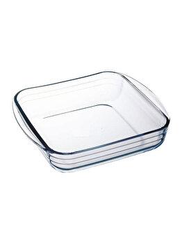 Vas termorezistent 21 cm Glassware Range, Ocuisine, 40609, sticla termorezistenta, Incolor imagine