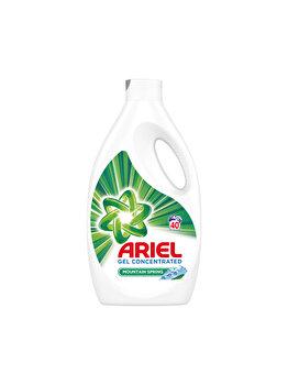 Detergent lichid Ariel Mountain Spring 2.2 l, 40 spalari imagine