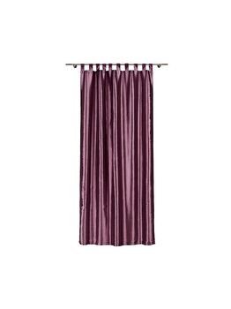 Draperie Decor Mendola Fabrics Tafta Royal, 10-14ROYAL, Poliester 100 procente, 140 x 245 imagine