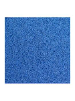 Mocheta Decorino Unicolor CM223-160603, 200 x 900 cm, polipropilena, Albastru imagine