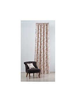 Draperie Decor Mendola Fabrics Fedora, 10-149FEDORA, Poliester 100 procente, 140 x 260