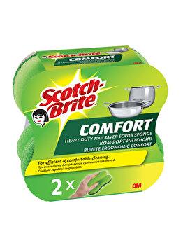 Burete ergonomic confort Scotch Brite x2