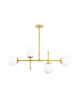 Imagine Candelabru Opviq Mudoni Mr 951 Auriu