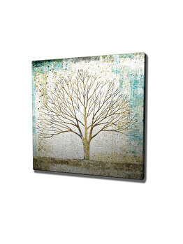 Tablou decorativ, Vega, 265VGA1413, 45 x 45 cm, CANVAS, Multicolor imagine