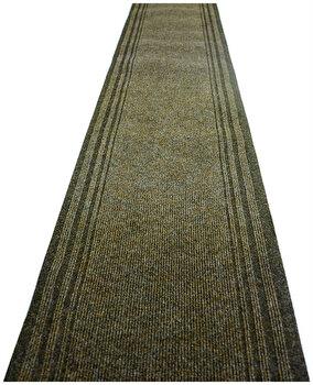 Traversa Decorino Unicolor CT85-130402, 100 x 100 cm, polipropilena, Maro imagine