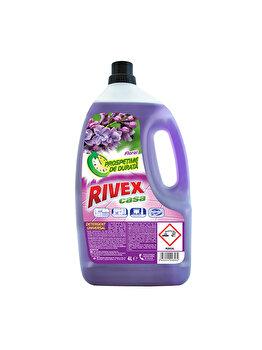Detergent universal pentru casa Rivex, floral, 4 l imagine