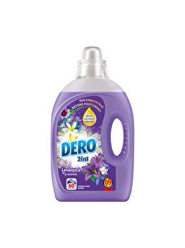 Detergent lichid Dero 2 in 1 Levantica, 60 spalari, 3 l imagine