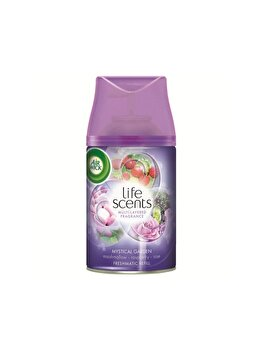 Rezerva odorizant camera Air Wick Freshmatic Mystical Garden, 250 ml imagine