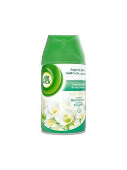 Rezerva odorizant camera Air Wick Freshmatic Frezie si Iasomie, 250 ml imagine