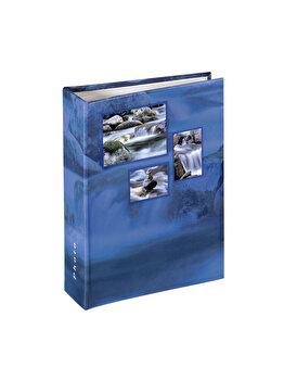 Album foto Hama Singo, 106263, 100poze, 10 x 15 cm, Albastru imagine